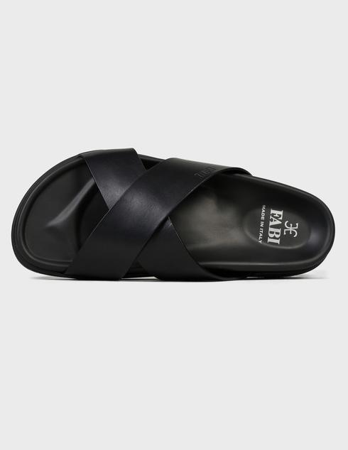 черные мужские Шлепанцы Fabi FU9434A 4325 грн