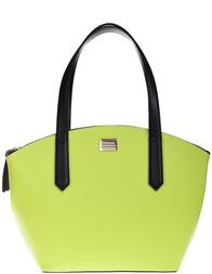 Женская сумка Cromia 3224-lime_white
