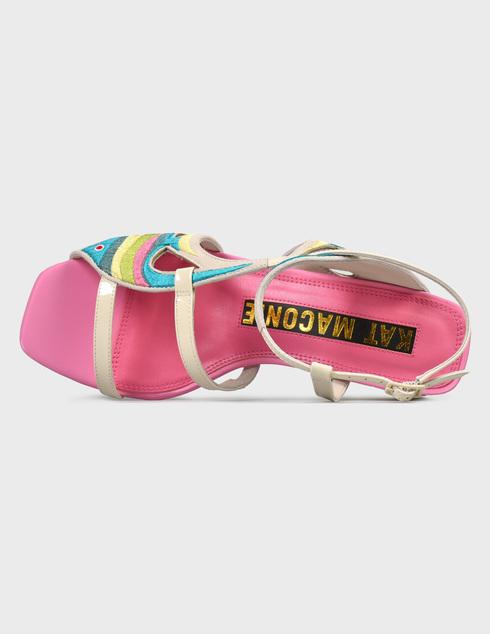 многоцветные женские Босоножки Kat Maconie DORY 5930 грн