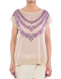 Женская футболка PATRIZIA PEPE 8M0478-AI39-I247