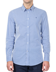 Мужская рубашка TRUSSARDI JEANS 52C00042-U250_blue