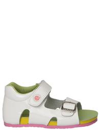 Детские сандалии для девочек FALCOTTO 1406bianco_white
