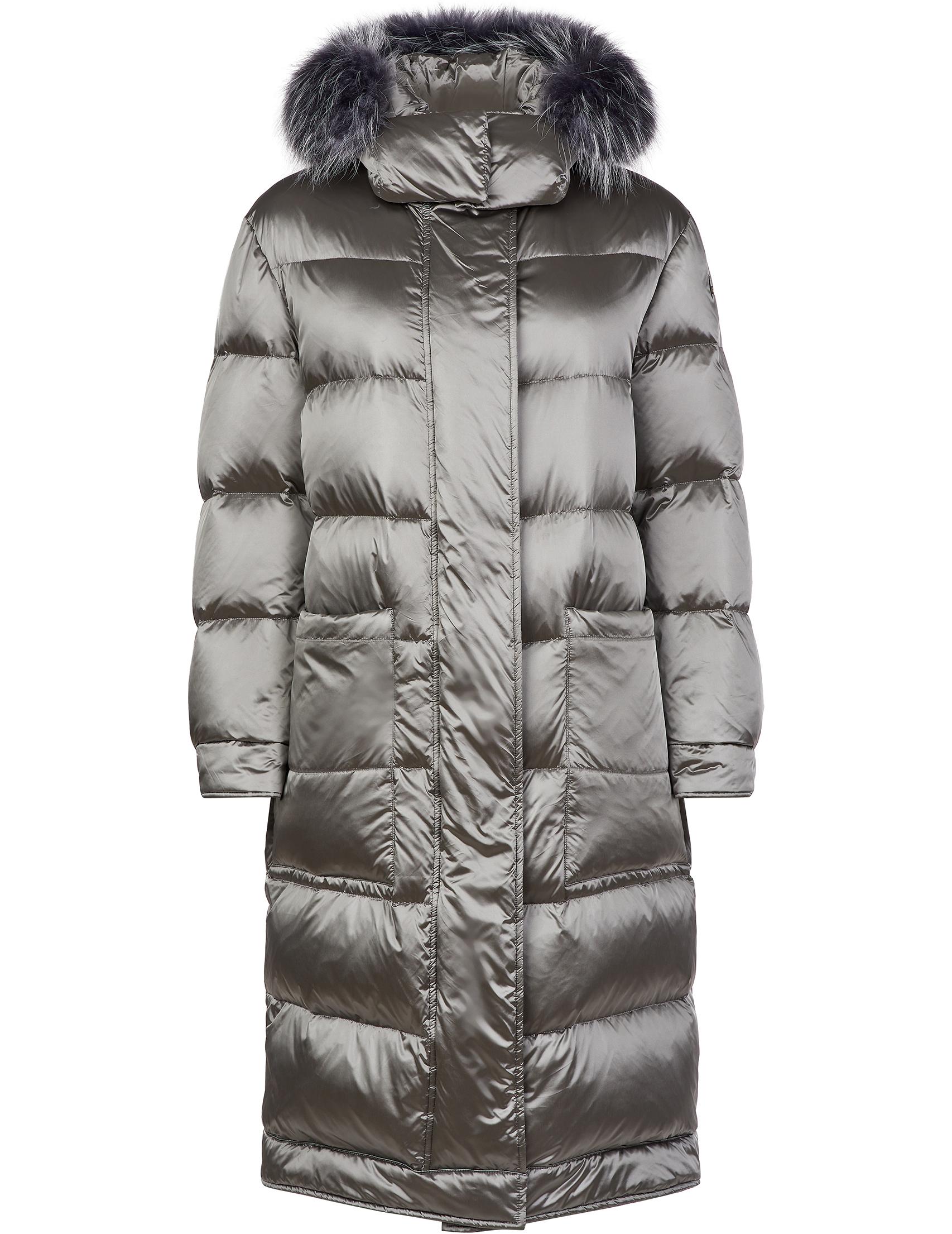 Купить Куртки, Куртка, GALLOTTI, Серый, 100%Полиамид;100%Полиэстер, Осень-Зима