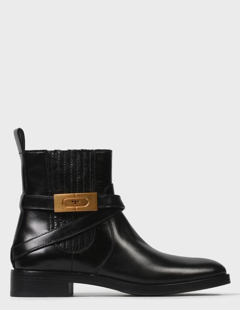 женские черные Ботинки Tory Burch 74354-BLACK - фото-6
