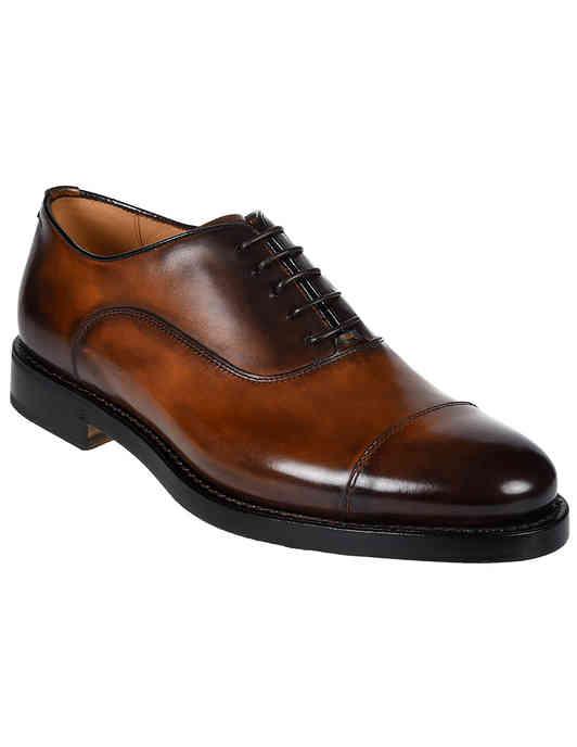 мужские коричневые Оксфорды Fabi FU9144A-815 - фото-2