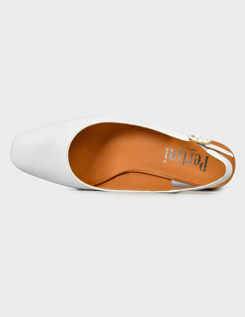 белые Босоножки Pertini 201W16659D3-T54 размер - 36.5; 37; 38.5; 39; 39.5