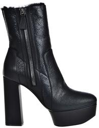 Женские ботинки Casadei 120-039_black