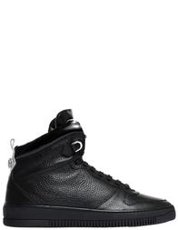 Мужские кроссовки Roberto Cavalli AGR-3004_black
