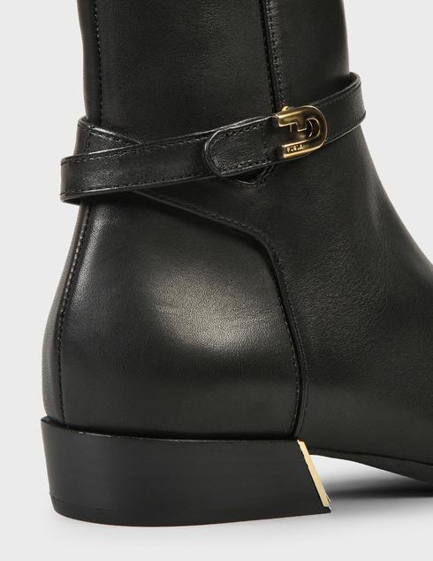 женские черные Ботинки Furla YD28FGC - фото-6