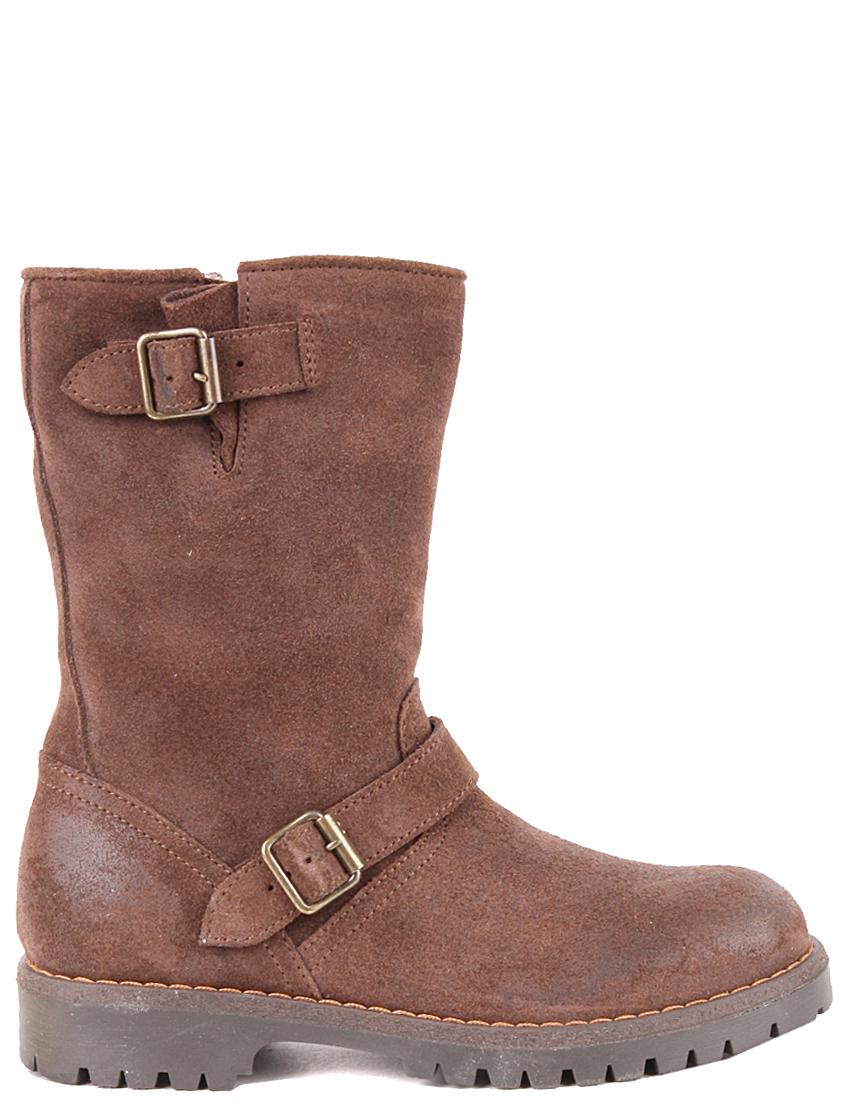 Детские сапоги для девочек GALLUCCI 5174-brown