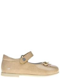 Детские туфли для девочек Naturino 4524-biege_beige