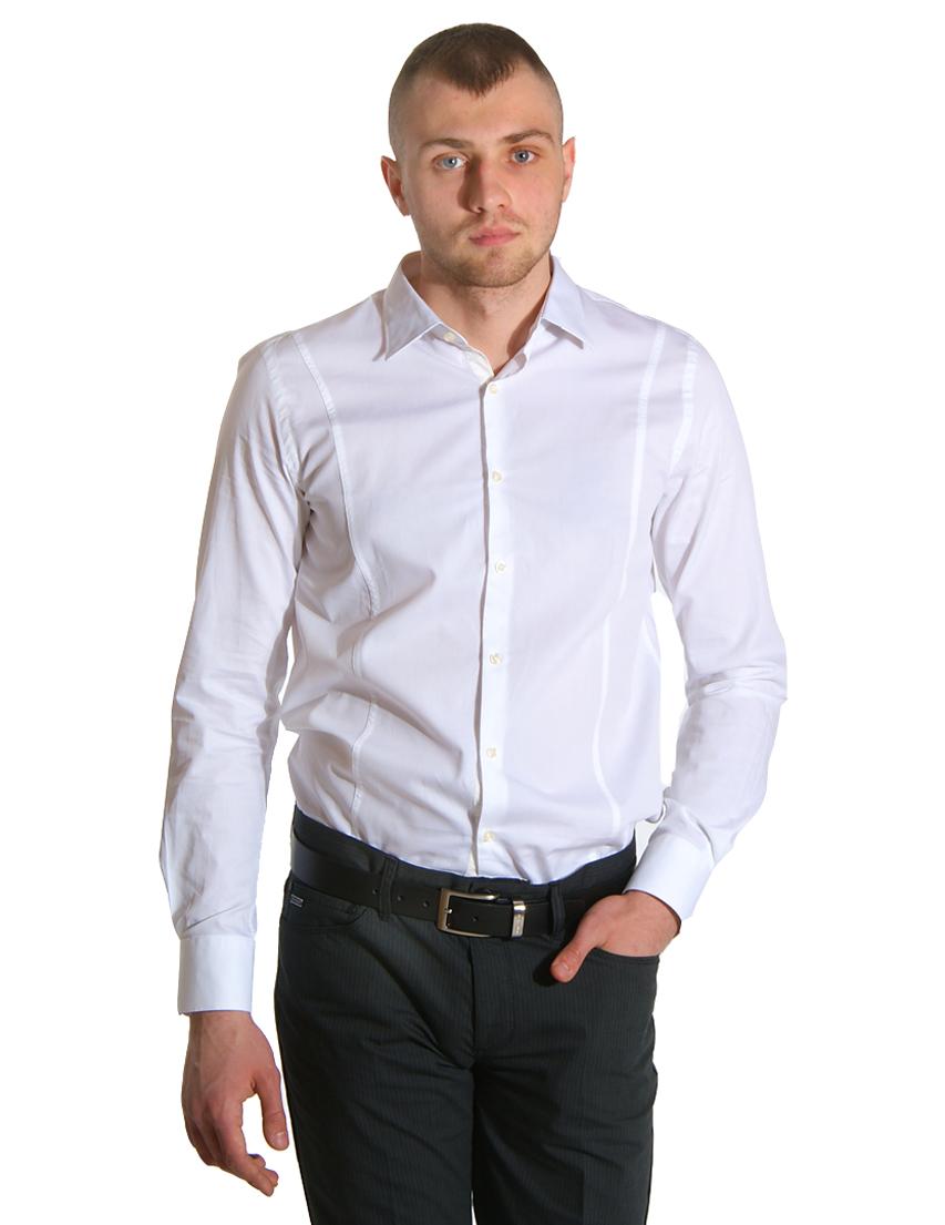 Купить Рубашки, GUESS BY MARCIANO, Белый, 100%Хлопок, Весна-Лето