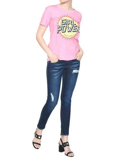 Frankie Morello FWCS8177TS-P09-pink фото-5