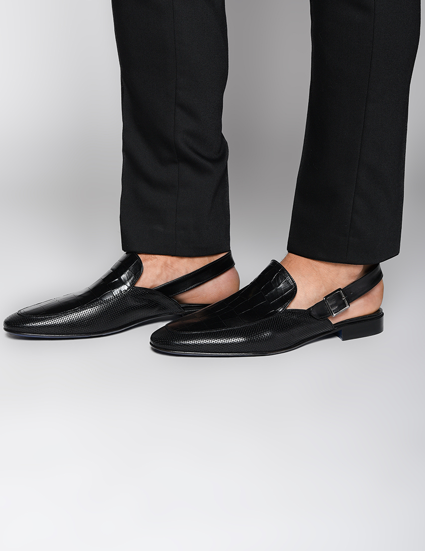 Мужские сандалии Mario Bruni 61160-black