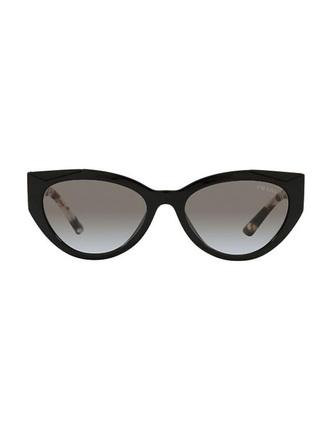 PRADA очки кошачий глаз