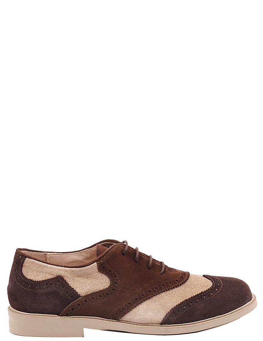 Детские туфли для мальчиков GALLUCCI 2050-brown