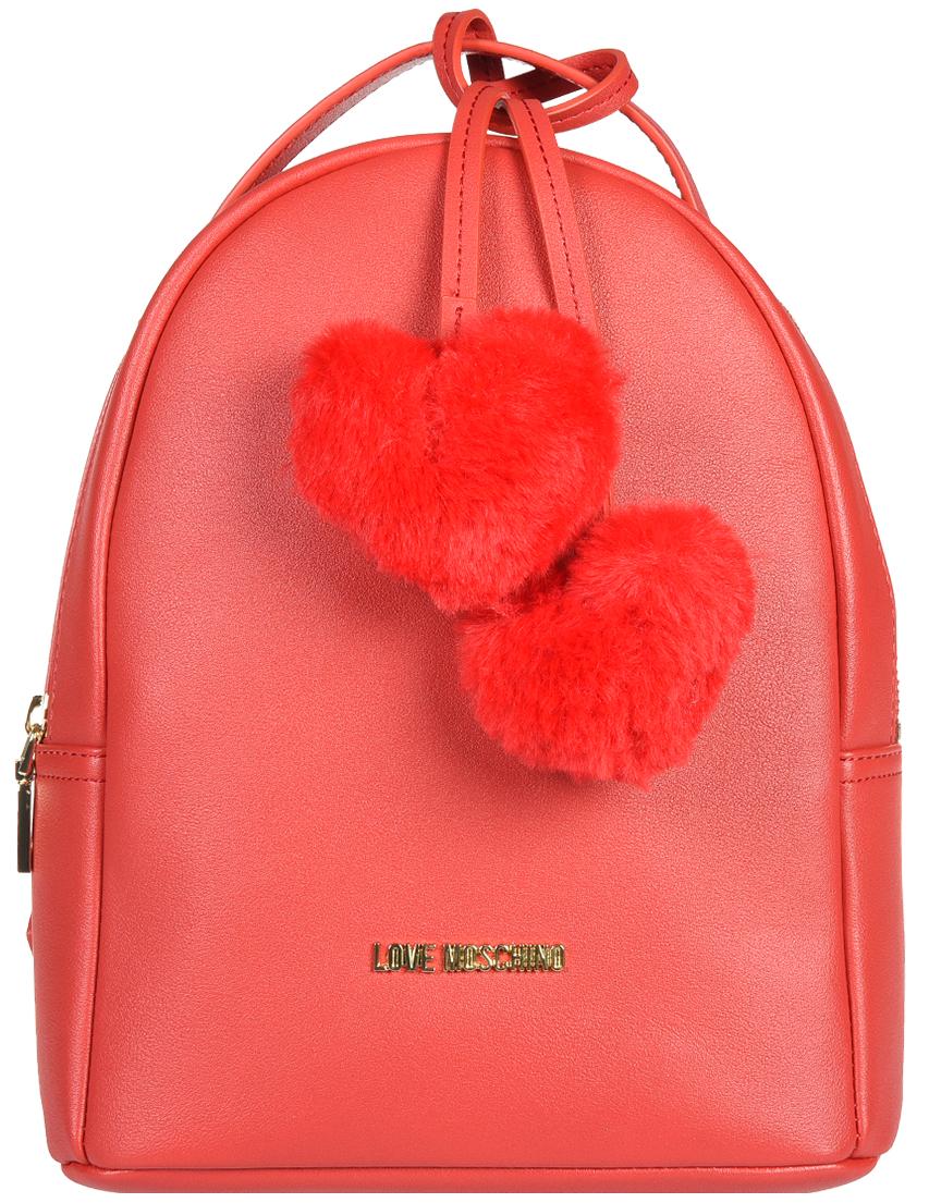 Рюкзак Love Moschino 4323_red