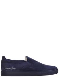Мужские слипоны Armani Jeans 935067-blunotte