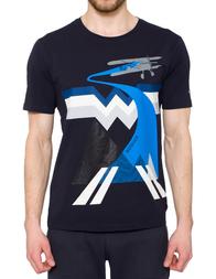 Мужская футболка BOGNER 5141_blue