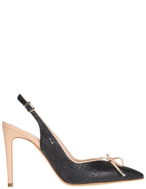 женские черные Туфли Norma J.Baker 4280E8ZL - фото-2