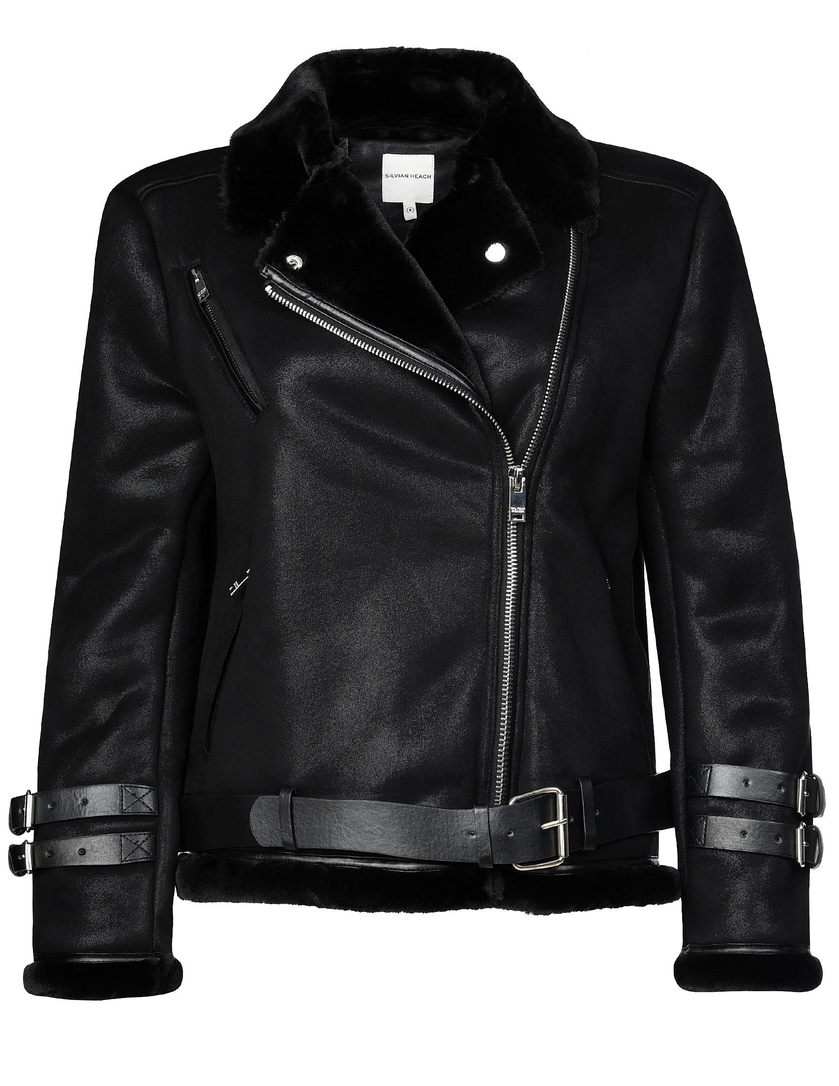 Купить Куртка, SILVIAN HEACH, Черный, 100%Полиэстер;100%Полиурентан, Осень-Зима