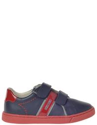 Детские кроссовки для мальчиков MOSCHINO 25445_blue