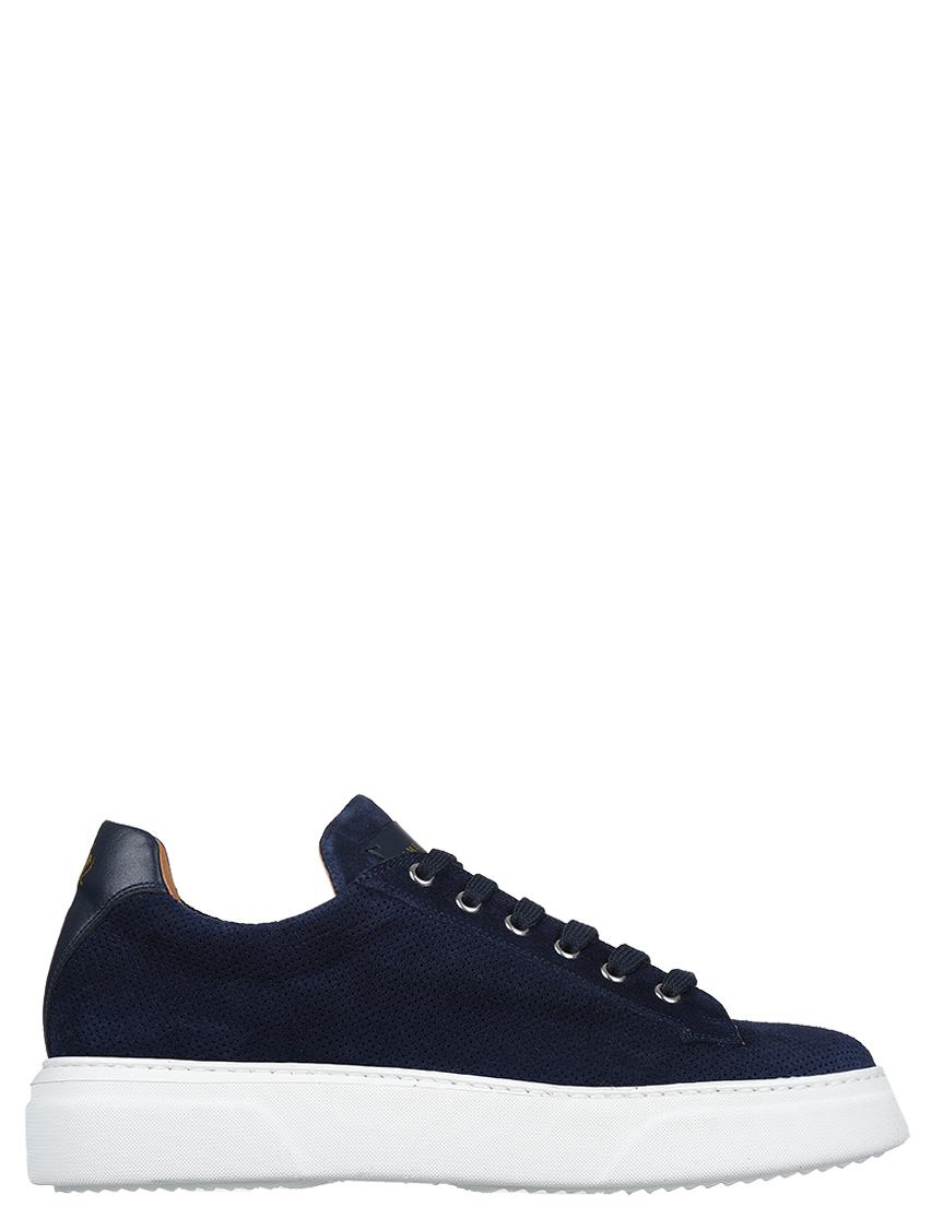 Мужские кроссовки Camerlengo 14675--blue