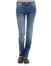 Женские джинсы LOVE MOSCHINO Q38388S2576243W