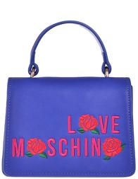Женская сумка Love Moschino 4123-К-electric_blue