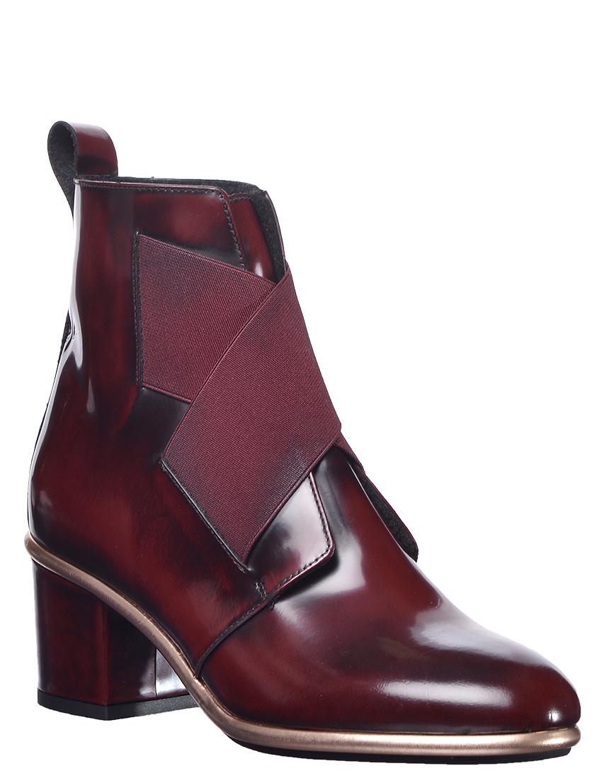 Купить Ботинки, KELTON, Бордовый, Осень-Зима