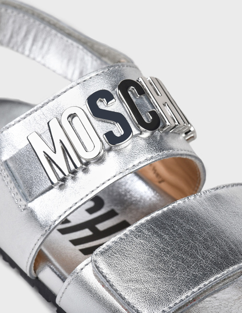 Moschino 26310-argento-silver фото-5
