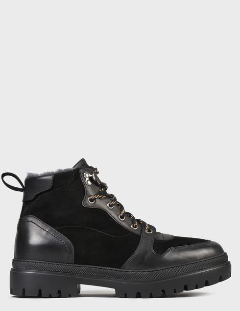 мужские черные Ботинки Henderson Baracco 81530.VMN.0 - фото-6