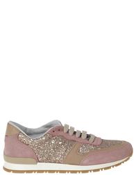 Детские кроссовки для девочек TWIN-SET HS58AL_pink