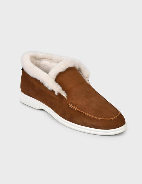 коричневые Ботинки Loriblu AGR-1I29502522-740MO