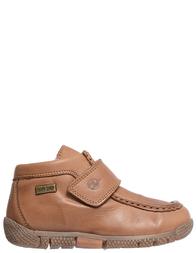 Детские ботинки для мальчиков Naturino Mur-cognak_brown