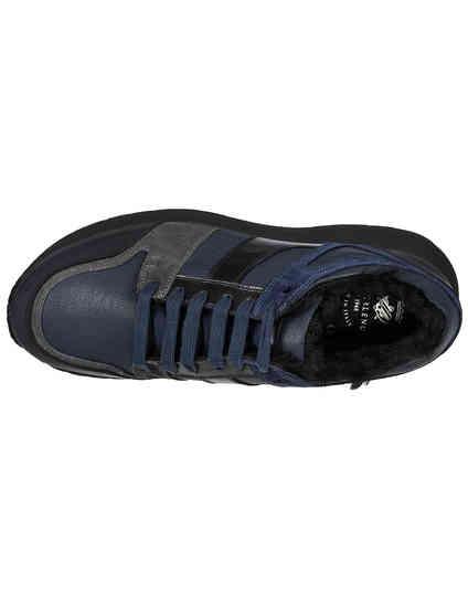 синие Кроссовки Camerlengo 151711_blue размер - 40; 41; 42; 42.5; 43; 45
