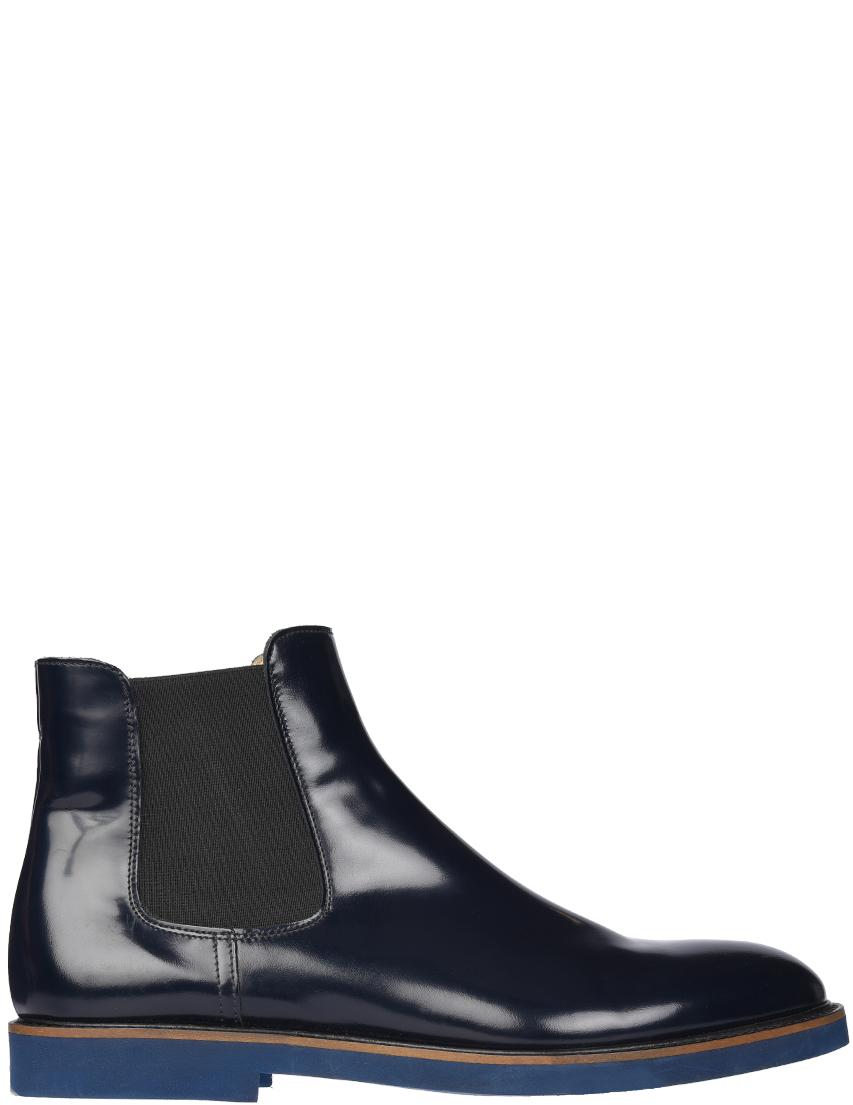 Женские ботинки Roberto Serpentini RS9127_blue