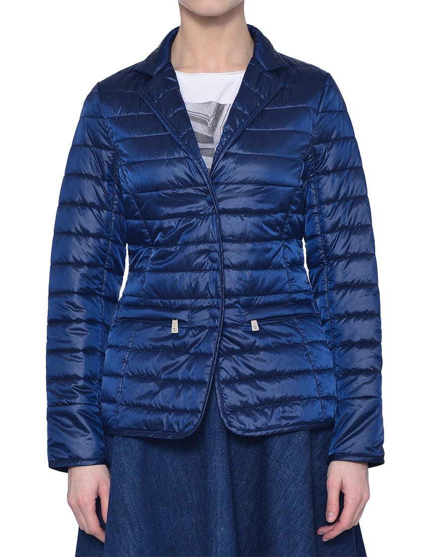 Купить Куртка, TRUSSARDI JEANS, Синий, 55%Полиэстер 45%Нейлон, Весна-Лето
