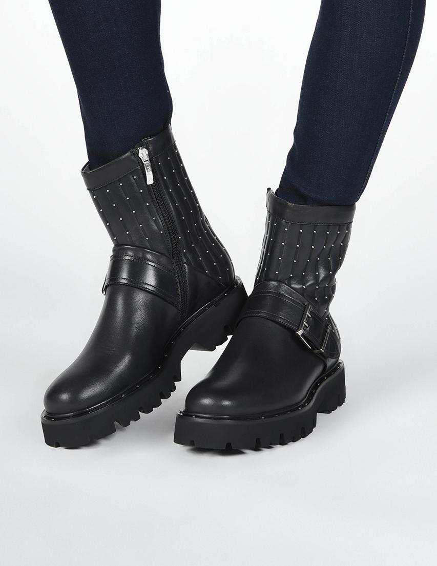 Женские ботинки 4US Cesare Paciotti D16_black