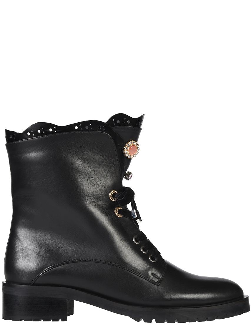 Женские ботинки HELENA SORETTI 5036_black