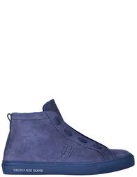 Мужские кеды Trussardi Jeans 77228_blue
