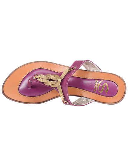 фиолетовые Пантолеты Massimo Santini 68_purple размер - 36