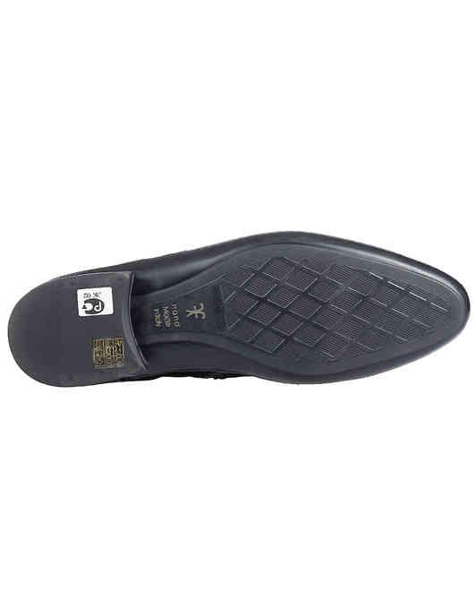 мужские черные замшевые Ботинки Florian 538_black - фото-5