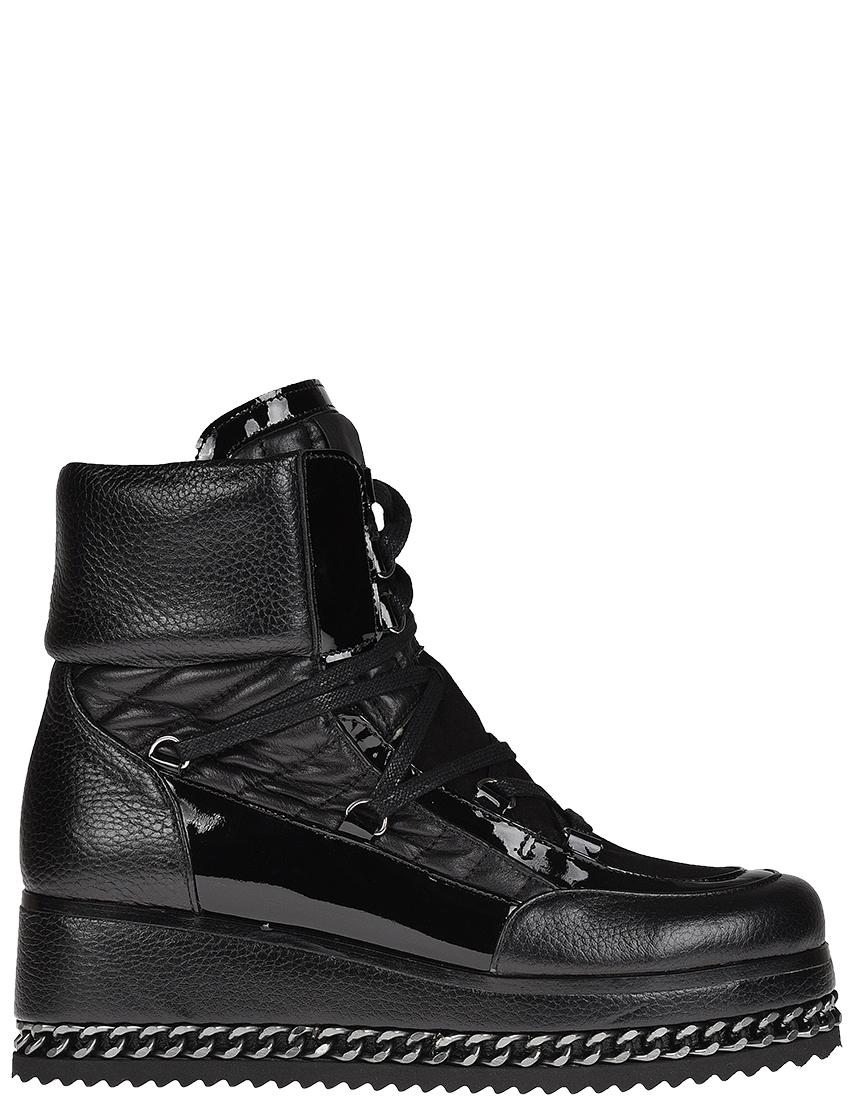 Женские ботинки Logan 1134_black