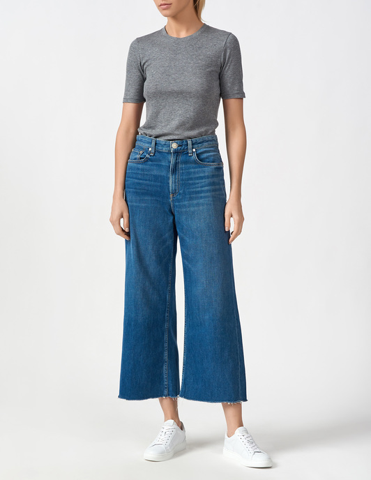 Rag & Bone R&B-FW19-WCC19FT059JR59-HTRGRY-gray фото-4
