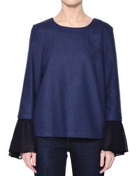 Женская блуза TWIN-SET TA7243-0384M-blue