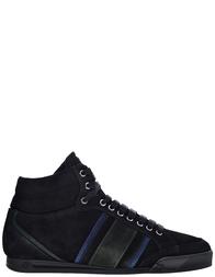Мужские кроссовки John Galliano 4739_black