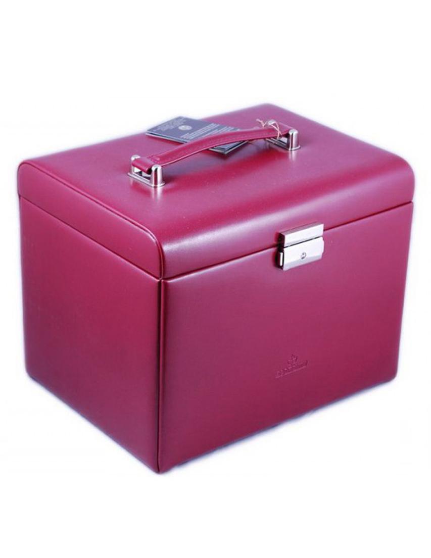 Купить Кейс для украшений, WIND ROSE, Красный, Осень-Зима