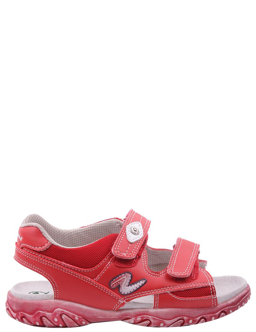 Босоножки для девочек NATURINO 452-red
