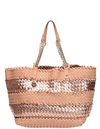 Женская сумка PATRIZIA PEPE 6384_beige